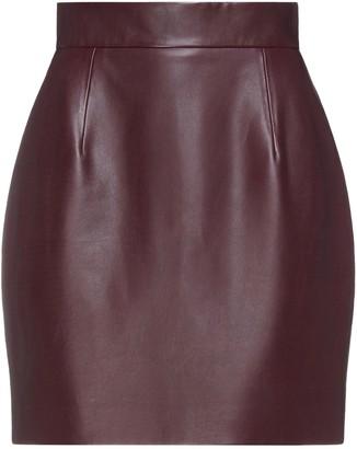 KHAITE Knee length skirts