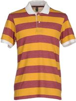 Alternative Earth Polo shirts