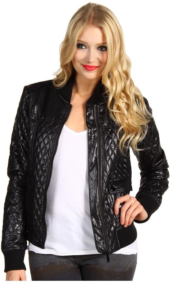 Type Z Rena Jacket (Black) - Apparel