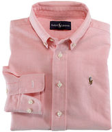 Ralph Lauren Childrenswear Shirt with Pony Player
