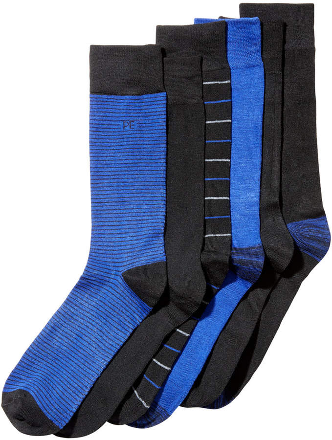 9c50ab77e0460 Perry Ellis Men's Socks - ShopStyle