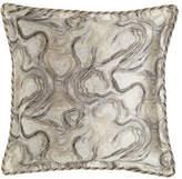 Dian Austin Couture Home European Driftwood Marble Swirl Sham