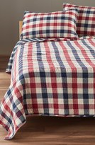 Levtex Maxwell Reversible Flannel Quilt