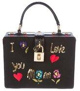 Dolce & Gabbana 2015 Family Dolce Box Bag