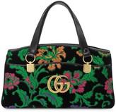 Gucci large floral Arli bag