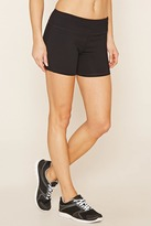 Forever 21 FOREVER 21+ Active Yoga Shorts