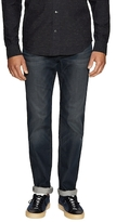 Joe's Jeans Brixton Fading and Whiskering Slim Fit Jeans