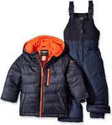 Osh Kosh OshKosh Little Boys' Snowsuit With Puffer Coat