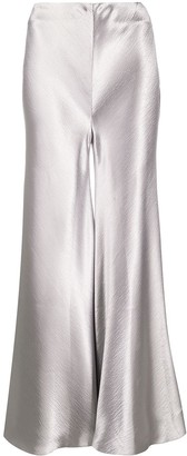Philosophy di Lorenzo Serafini Metallic Flared-Leg Trousers