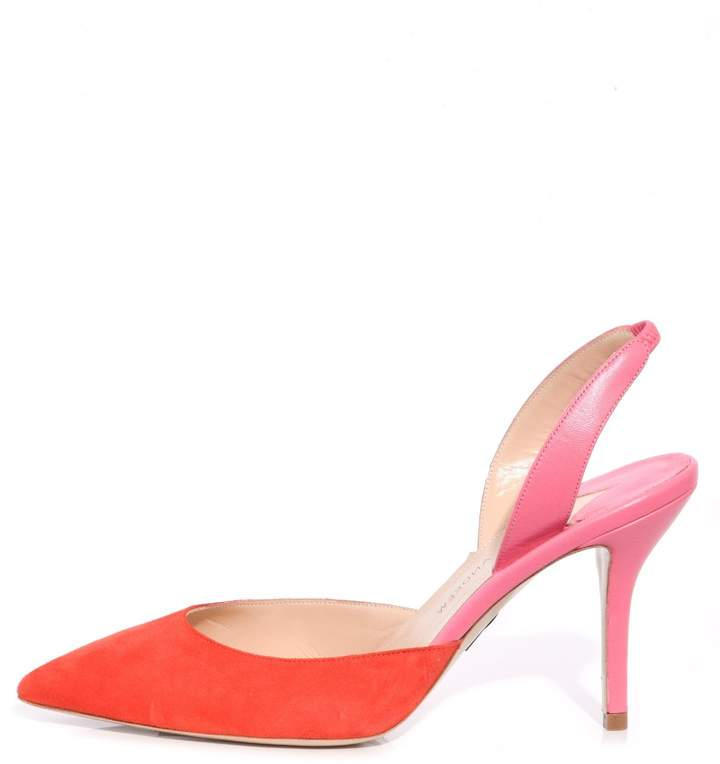 Paul Andrew AW Slingback Pump in Cranapple Multi
