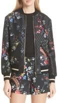 Ted Baker Opulent Fauna Bomber Jacket