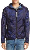G Star Strett Hooded Gym Bag Jacket