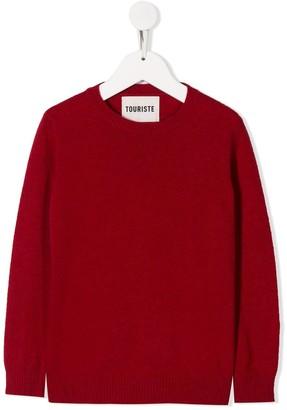 Touriste Round Neck Sweater