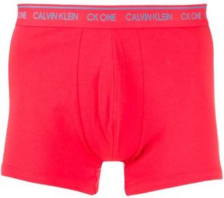 Calvin Klein Underwear CK logo briefs