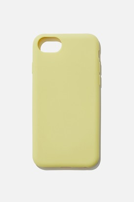 Typo Recycled Phone Case iPhone 6, 7 ,8, SE
