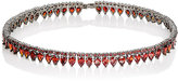 Fallon Women's Monarch Pointed Collar-RED