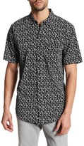 Ezekiel Inked Short Sleeve Regular Fit Shirt