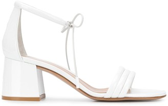 Gianvito Rossi Sydney 65mm leather sandals