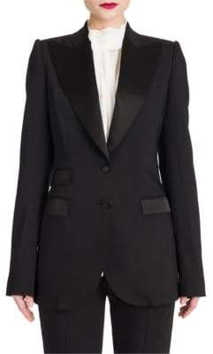 Dolce & Gabbana Stretch Turlington Tuxedo Jacket