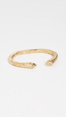 Maison Monik Lion Head Bracelet