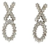 Roberto Coin 18K Diamond XO Earrings