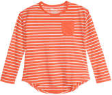 Epic Threads Striped Shirt, Little Girls, Created for Macy's