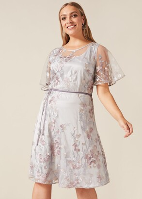 Phase Eight Kimi Embroidered Dress
