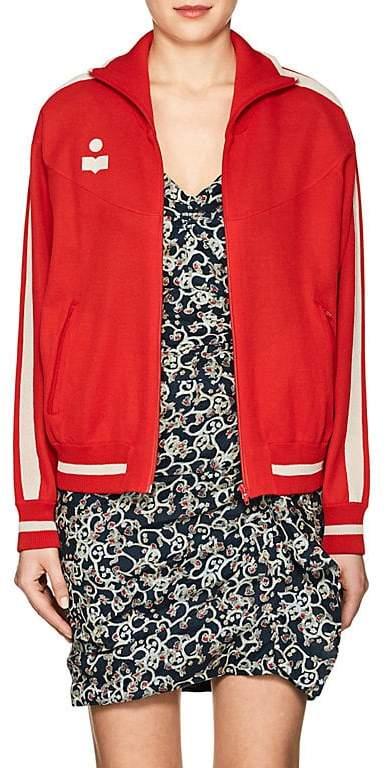 Etoile Isabel Marant Women's Darcy Knit Track Jacket