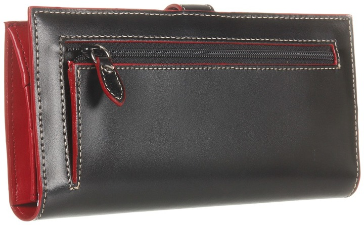 Lodis Audrey Clutch Wallet with F3