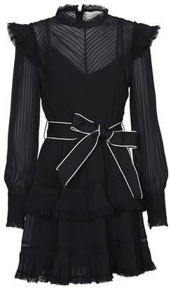 Zimmermann Pintuck mini dress