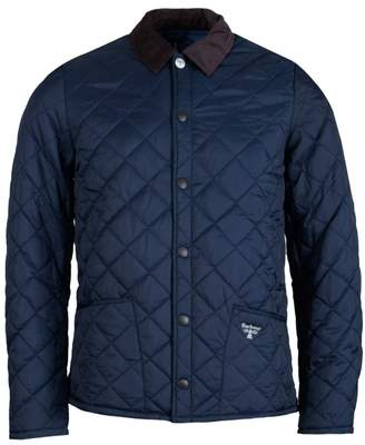 Barbour Beacon Beacon Starling Quilted Jacket Colour: NAVY, Size: SMAL