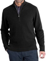 Exofficio Teplo Sweater - Zip Neck (For Men)