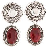 Stephen Dweck Carnelian Drop Earrings