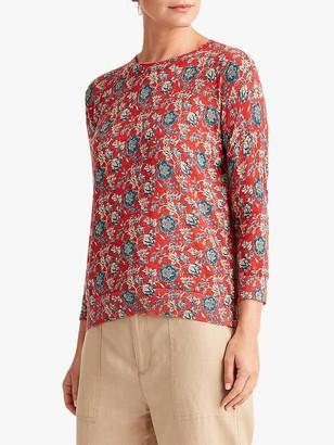 Ralph Lauren Ralph Meggie Floral Print Sweater, Multi