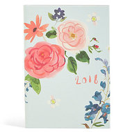 Marks and Spencer Small Floral 2018 Diary
