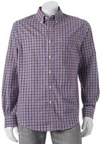 Croft & Barrow Big & Tall Classic-Fit Stretch Button-Down Shirt