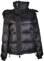 Sacai High Collar Down Jacket