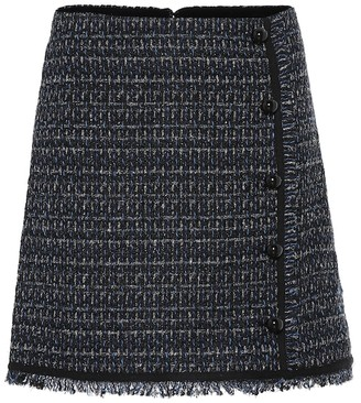 Veronica Beard Mirabelle tweed miniskirt