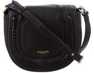 Michael Kors Michael Medium Brooklyn Saddle Bag