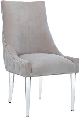 Safavieh Couture Deluca Acrylic Leg Dining Chair
