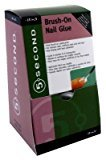 IBD 5 Second Brush-On Nail Glue (12 Pieces)