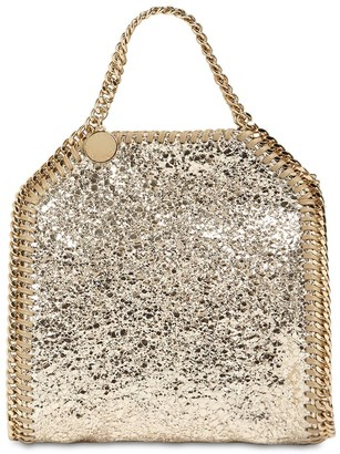 Stella McCartney Tiny 3 Chain Falabella Metallic Bag