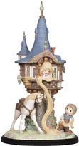 Precious Moments Disney Limited Edition Rapunzel in Tower Figurine