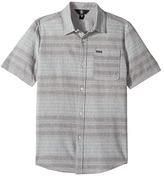 Volcom Meyers Short Sleeve Shirt Boy's Short Sleeve Button Up