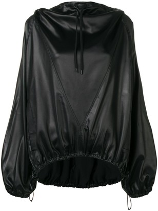 Givenchy Flared Hoodie