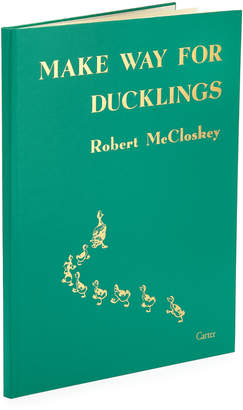 """Graphic Image Personalized """"Make Way For Ducklings"""" Children's Book by Robert McCloskey"""