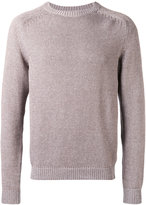 Corneliani ribbed sweater - men - Cotton - 48