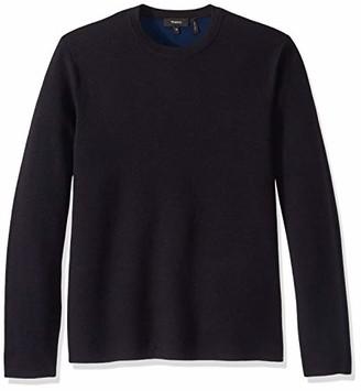 Theory Men's Detroe Crewneck Merino Wool Sweater