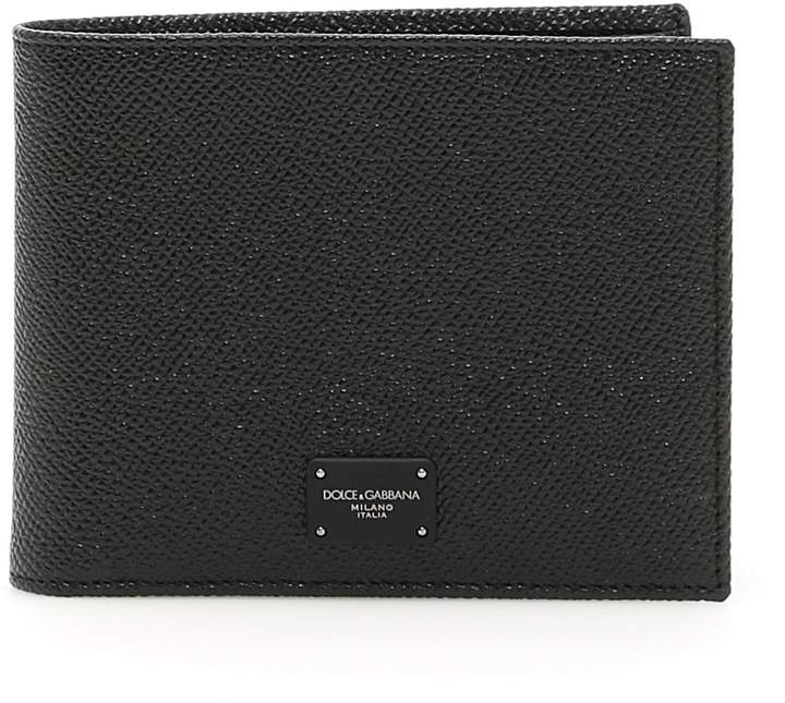 Dolce & Gabbana Dauphine Print Wallet