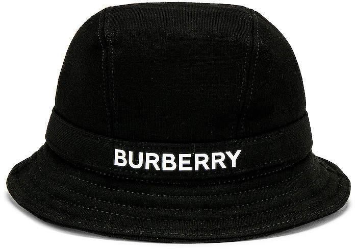 7e1a179b1 Jersey Bucket Hat in Black | FWRD